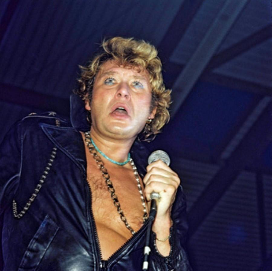 LES CONCERTS DE JOHNNY 'TOURNEE NIGHT RIDER BAND TOUR 1981' Akg77774