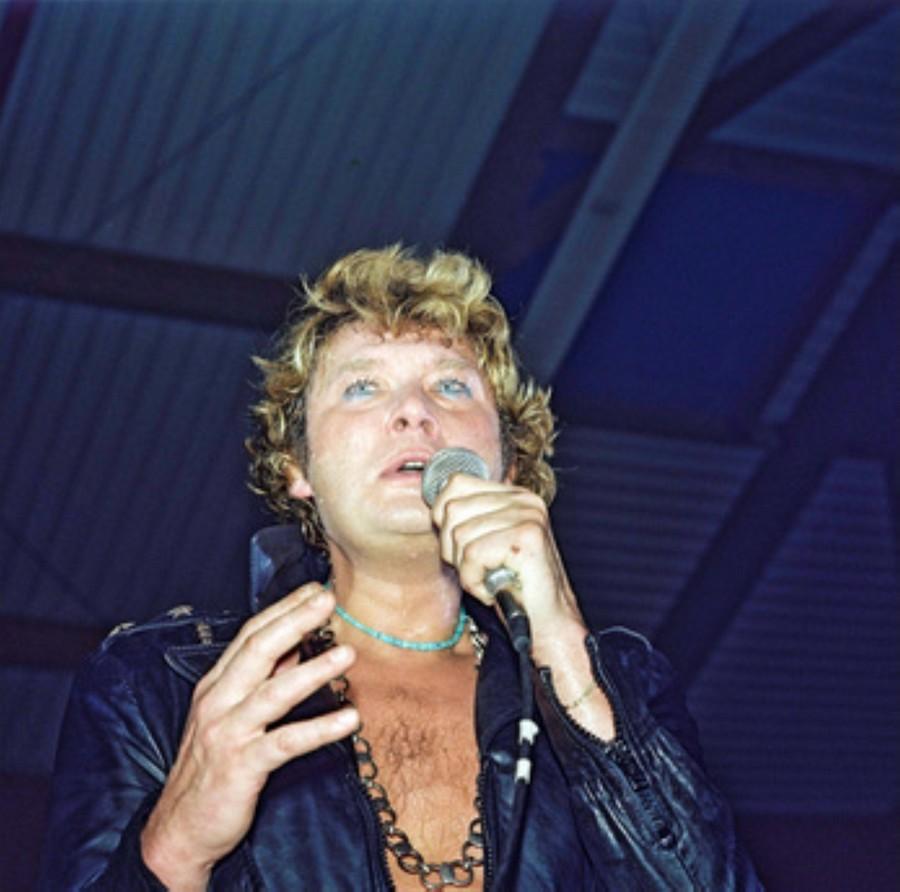 LES CONCERTS DE JOHNNY 'TOURNEE NIGHT RIDER BAND TOUR 1981' Akg77775