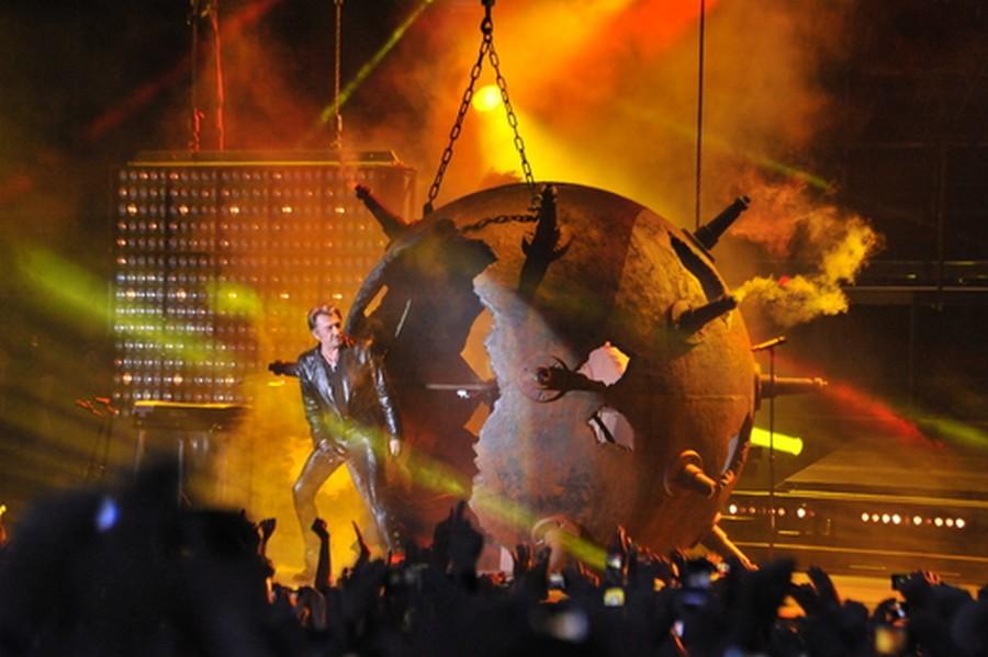 LES CONCERTS DE JOHNNY 'NANCY 2012' Akg83101