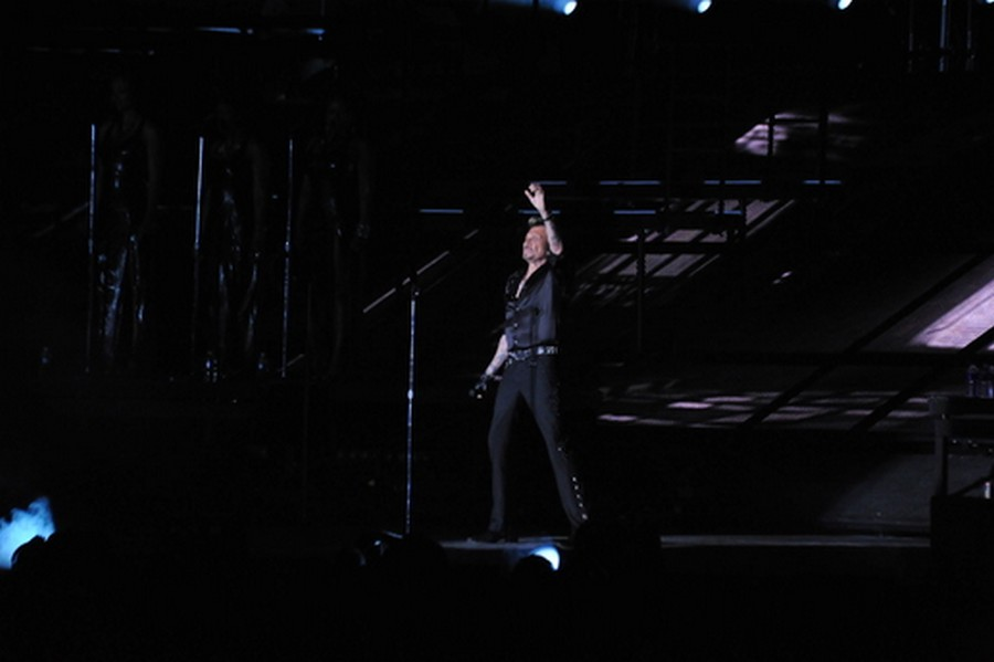 LES CONCERTS DE JOHNNY 'NANCY 2012' Akg83881