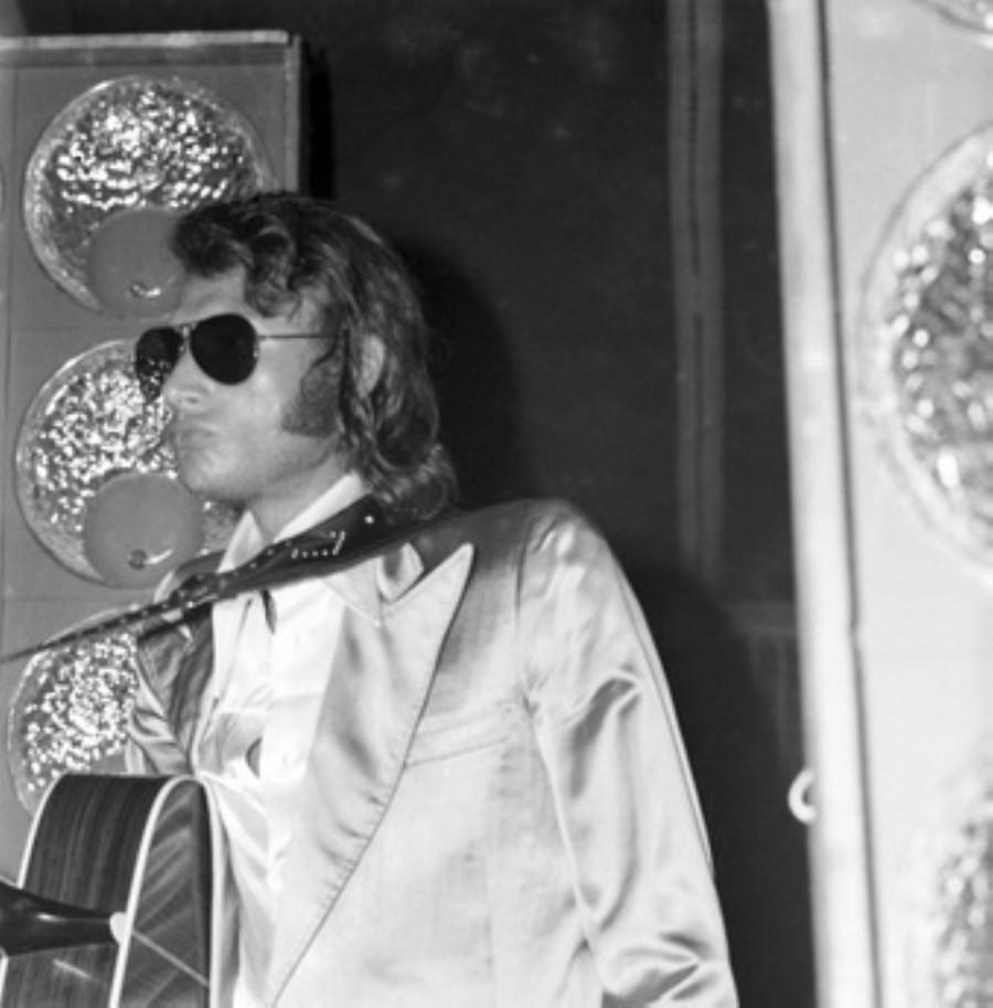 LES CONCERTS DE JOHNNY 'TOURNEE JOHNNY CIRCUS 1972' Akg89010