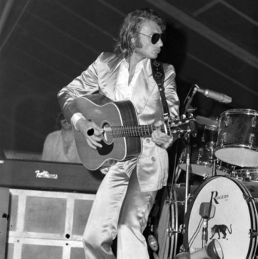 LES CONCERTS DE JOHNNY 'TOURNEE JOHNNY CIRCUS 1972' Akg89011