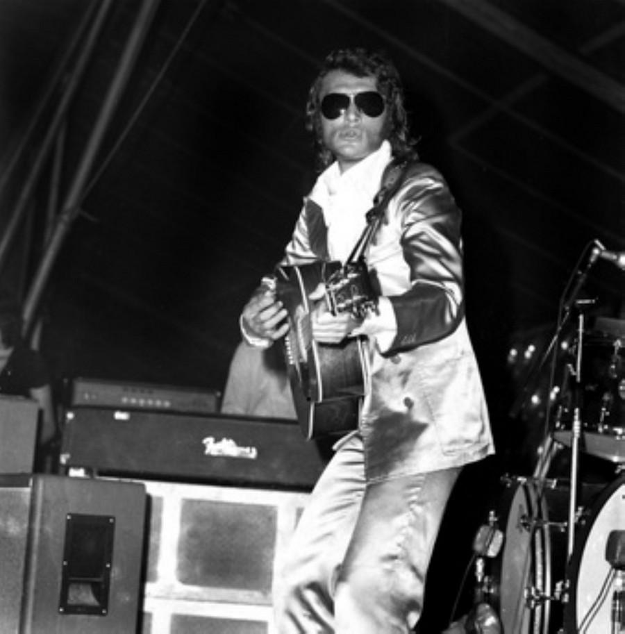 LES CONCERTS DE JOHNNY 'TOURNEE JOHNNY CIRCUS 1972' Akg89013