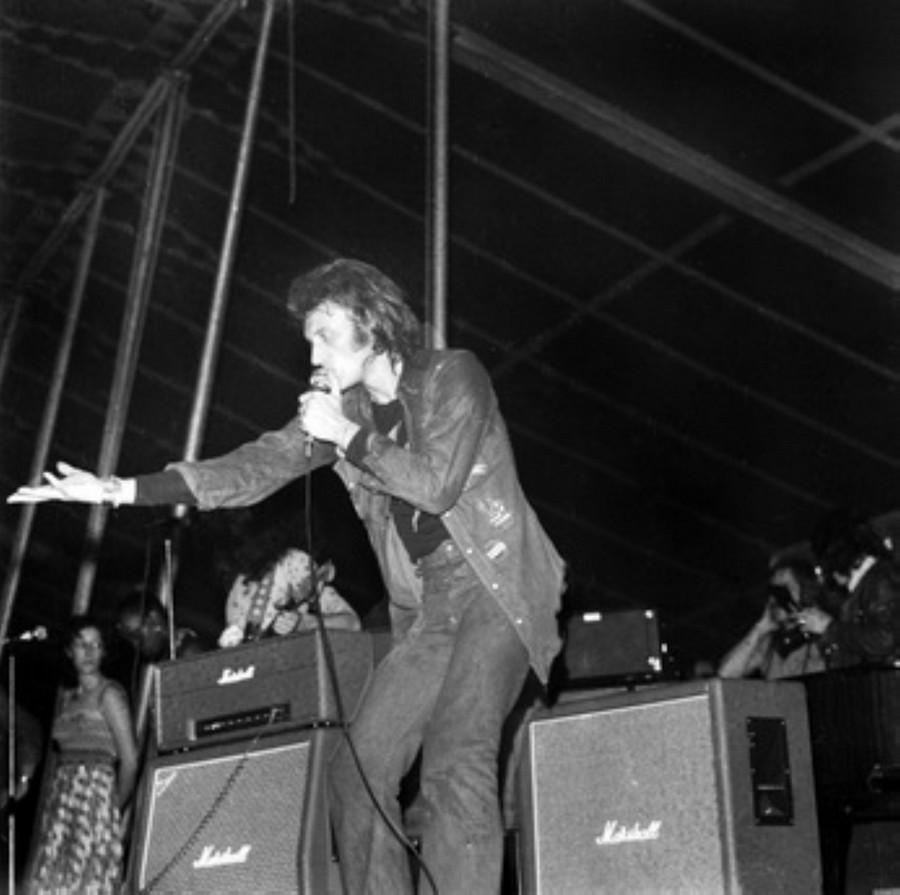 LES CONCERTS DE JOHNNY 'TOURNEE JOHNNY CIRCUS 1972' Akg89015