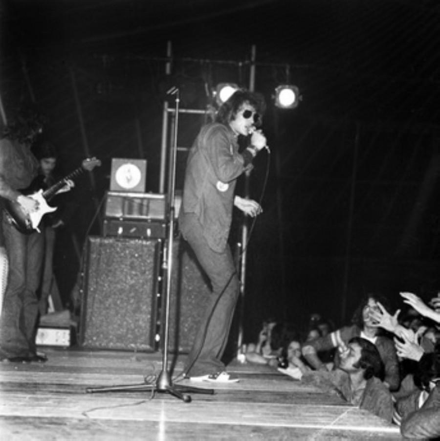 LES CONCERTS DE JOHNNY 'TOURNEE JOHNNY CIRCUS 1972' Akg89016