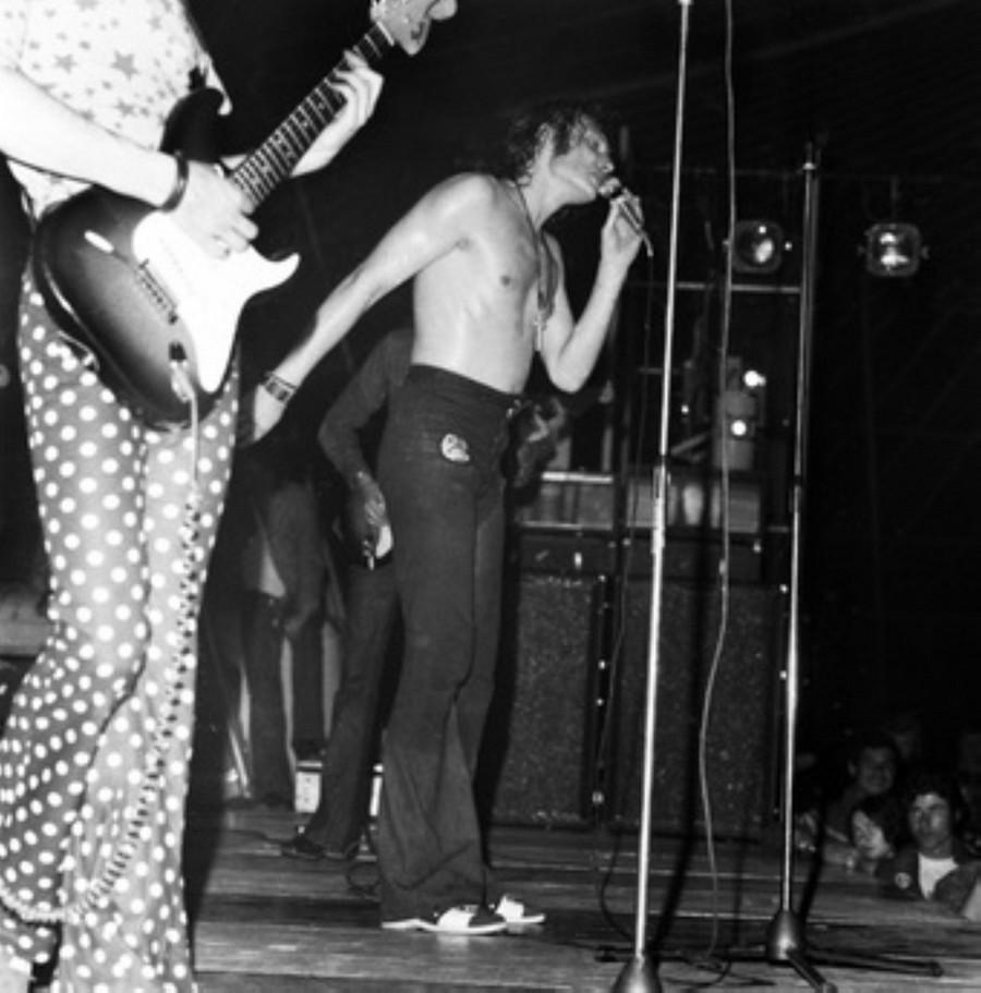 LES CONCERTS DE JOHNNY 'TOURNEE JOHNNY CIRCUS 1972' Akg89018
