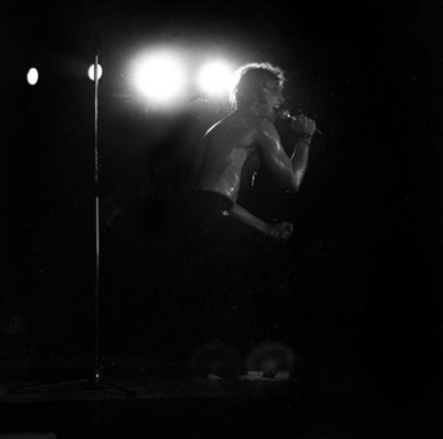 LES CONCERTS DE JOHNNY 'TOURNEE JOHNNY CIRCUS 1972' Akg89022