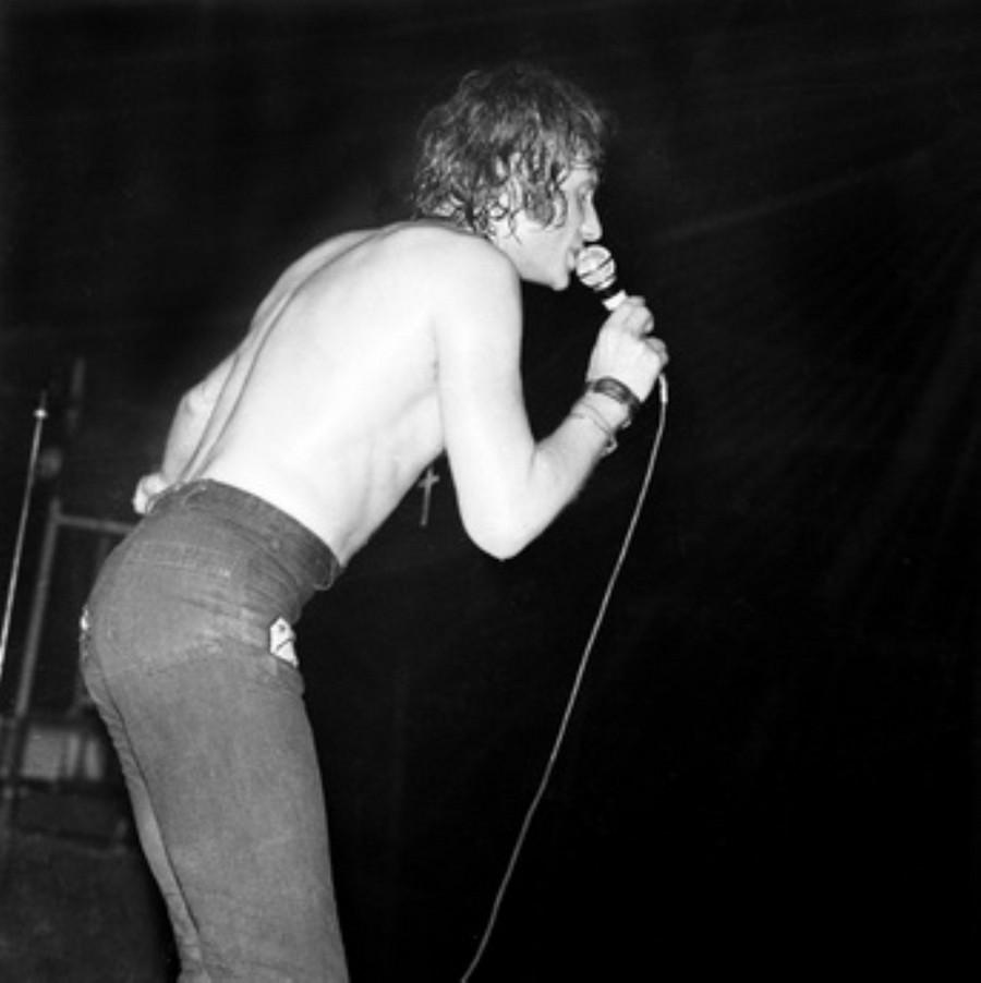 LES CONCERTS DE JOHNNY 'TOURNEE JOHNNY CIRCUS 1972' Akg89023