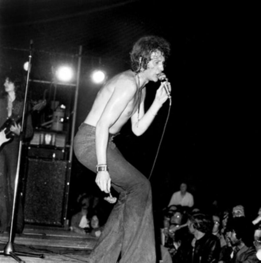 LES CONCERTS DE JOHNNY 'TOURNEE JOHNNY CIRCUS 1972' Akg89024