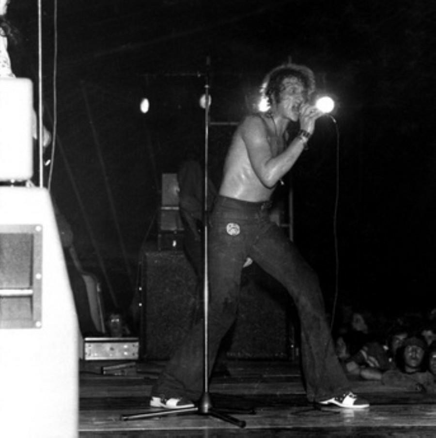 LES CONCERTS DE JOHNNY 'TOURNEE JOHNNY CIRCUS 1972' Akg89025