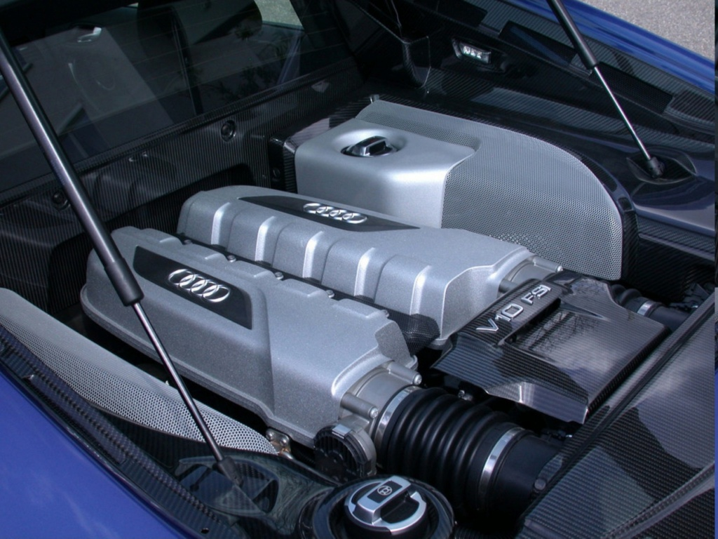 AUDI R8 DE JOHNNY HALLYDAY ( 2009 ) Audi-r12