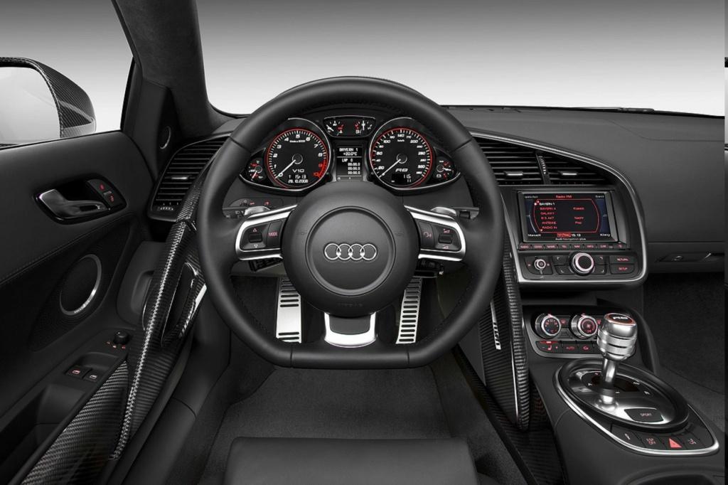 AUDI R8 DE JOHNNY HALLYDAY ( 2009 ) Audi_r11