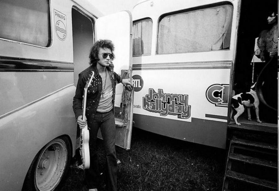 LES CONCERTS DE JOHNNY 'TOURNEE JOHNNY CIRCUS 1972' B-pgtc11