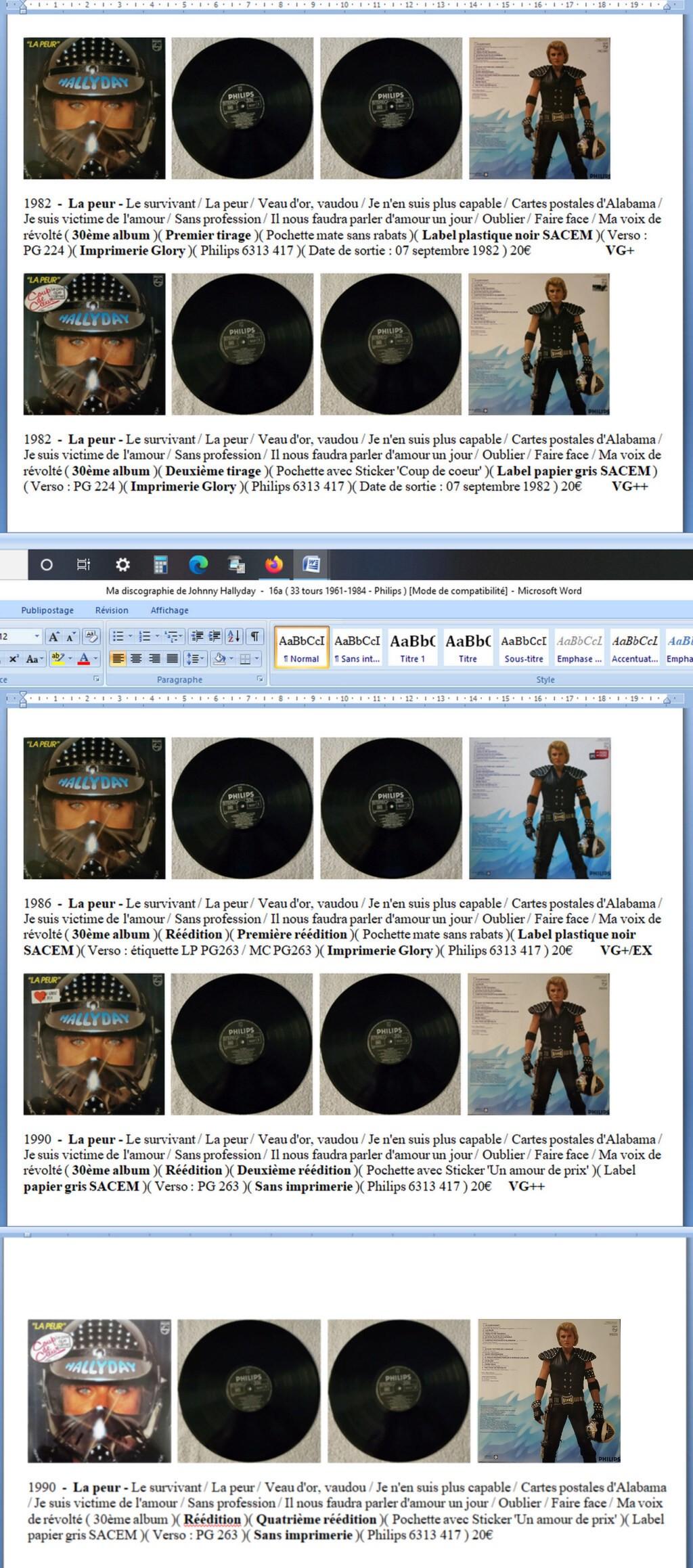 RECAPITULATIF DES ALBUMS STUDIO 33 TOURS OFFICIELS ( 1960 - 2017 ) - Page 2 Captu110