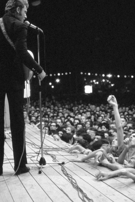LES CONCERTS DE JOHNNY 'ROSARIO, ARGENTINE 1967' Captu112