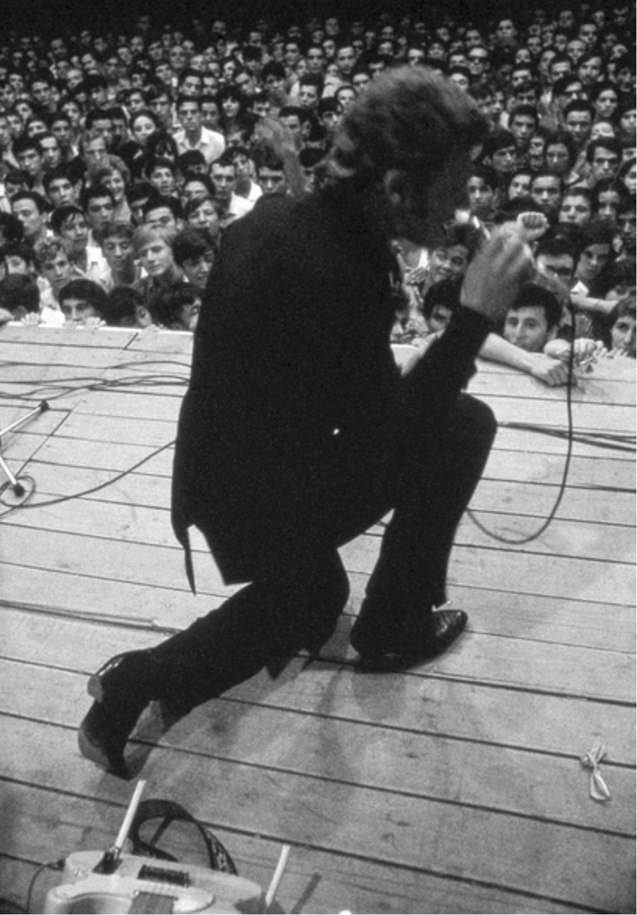 LES CONCERTS DE JOHNNY 'ROSARIO, ARGENTINE 1967' Captu113