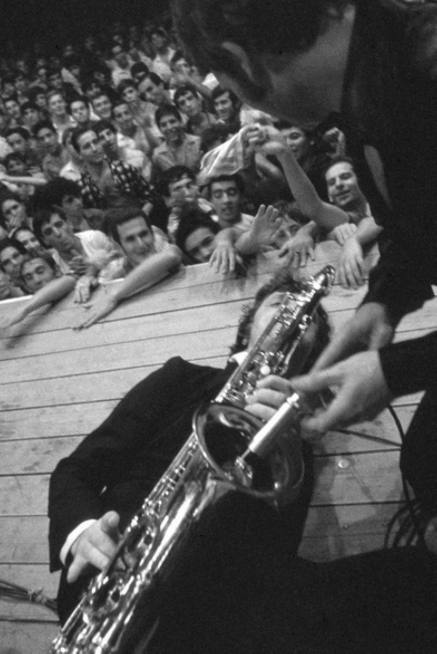 LES CONCERTS DE JOHNNY 'ROSARIO, ARGENTINE 1967' Captu114