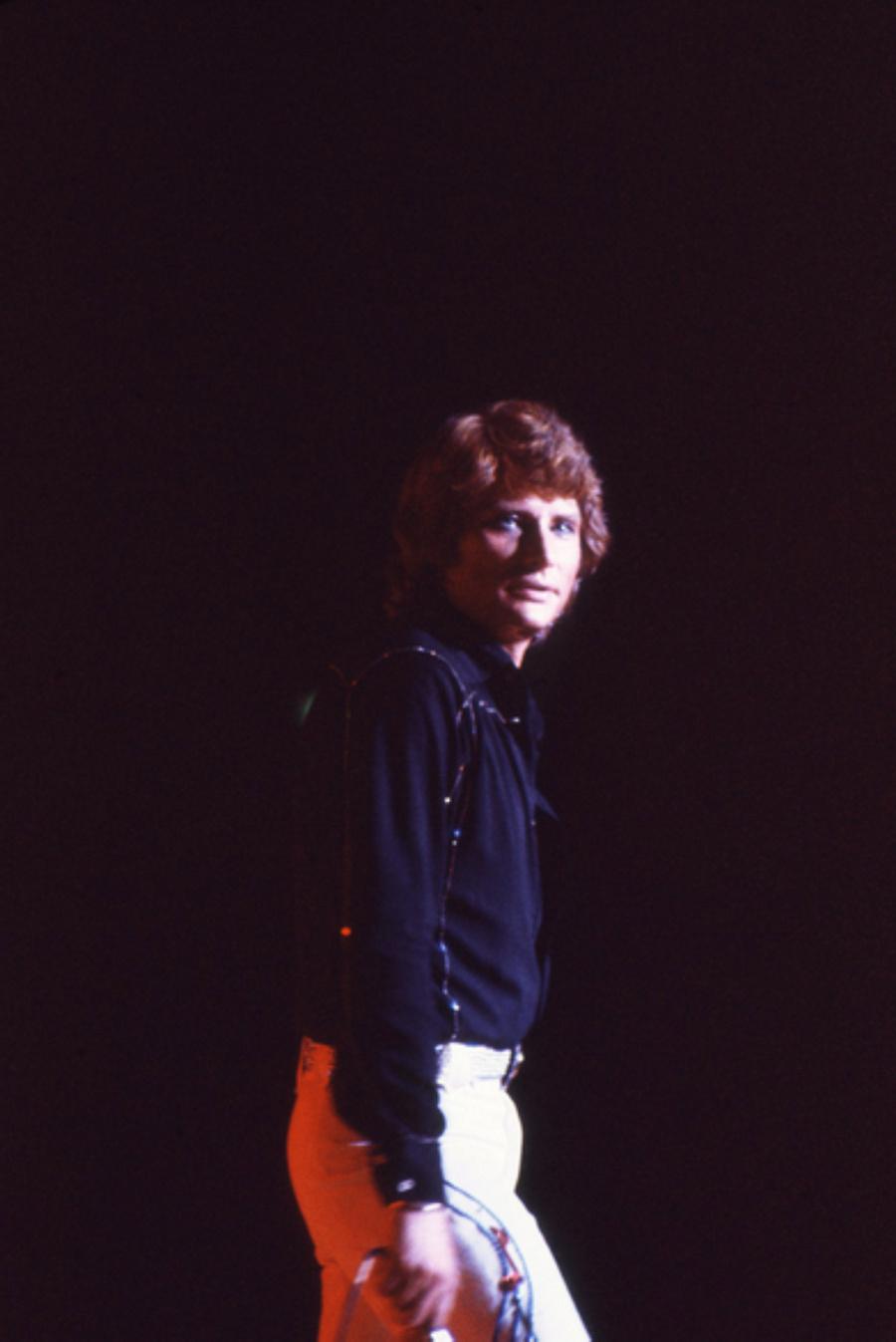 LES CONCERTS DE JOHNNY 'PALAIS DES SPORTS DE PARIS 1976' Captu119