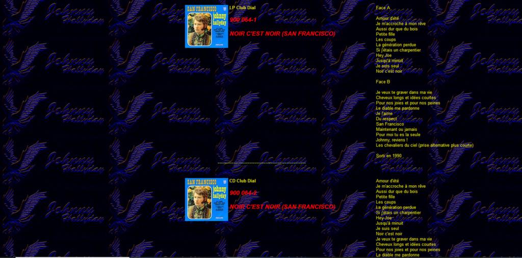 Pour mise à jour Discographie du site  Captu152