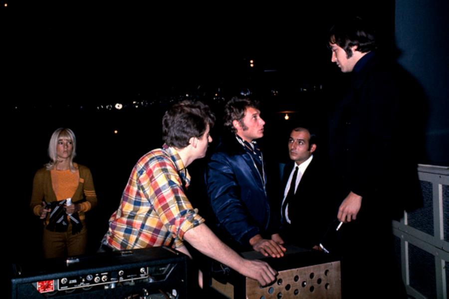 LES CONCERTS DE JOHNNY 'OLYMPIA DE PARIS 1967' Captu238