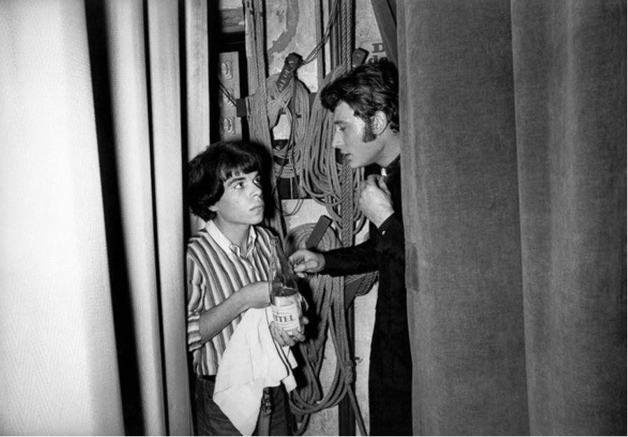 LES CONCERTS DE JOHNNY 'BIARRITZ 1966' Captu275