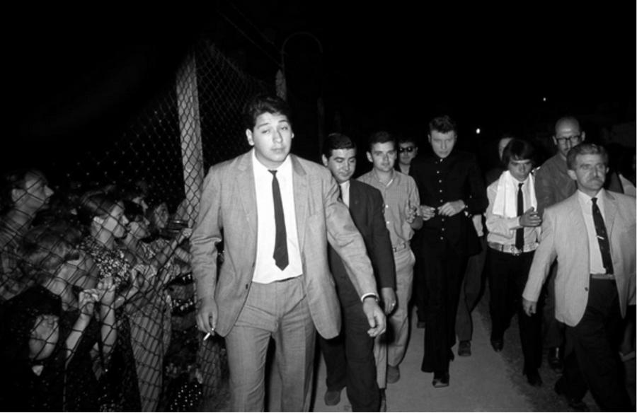 LES CONCERTS DE JOHNNY 'ROSARIO, ARGENTINE 1967' Captu296