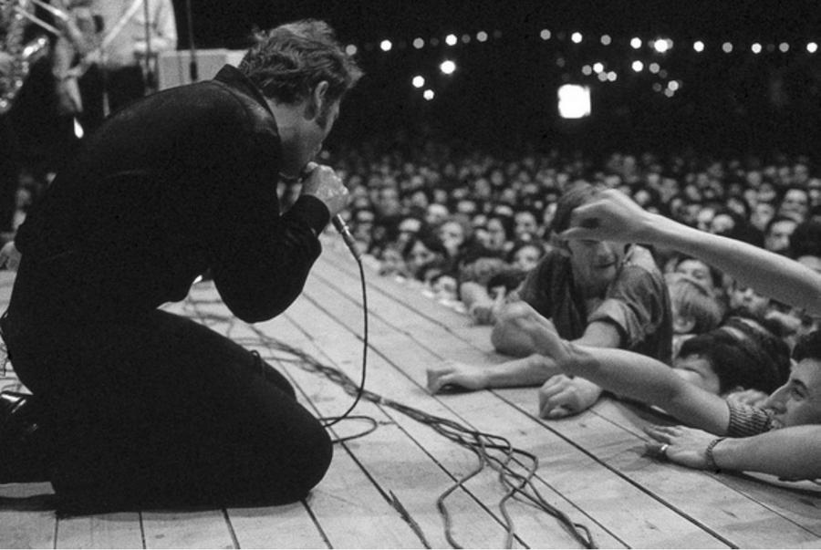 LES CONCERTS DE JOHNNY 'ROSARIO, ARGENTINE 1967' Captu299