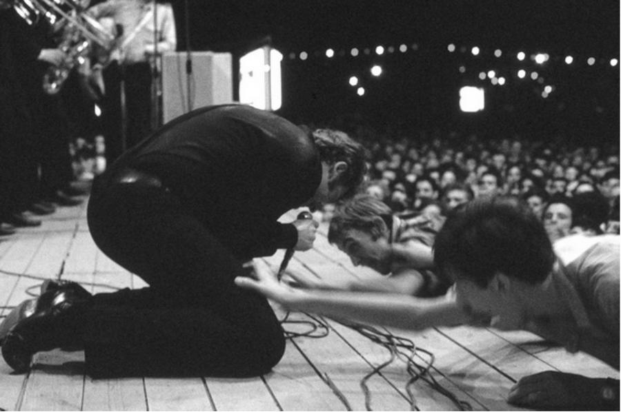LES CONCERTS DE JOHNNY 'ROSARIO, ARGENTINE 1967' Captu300