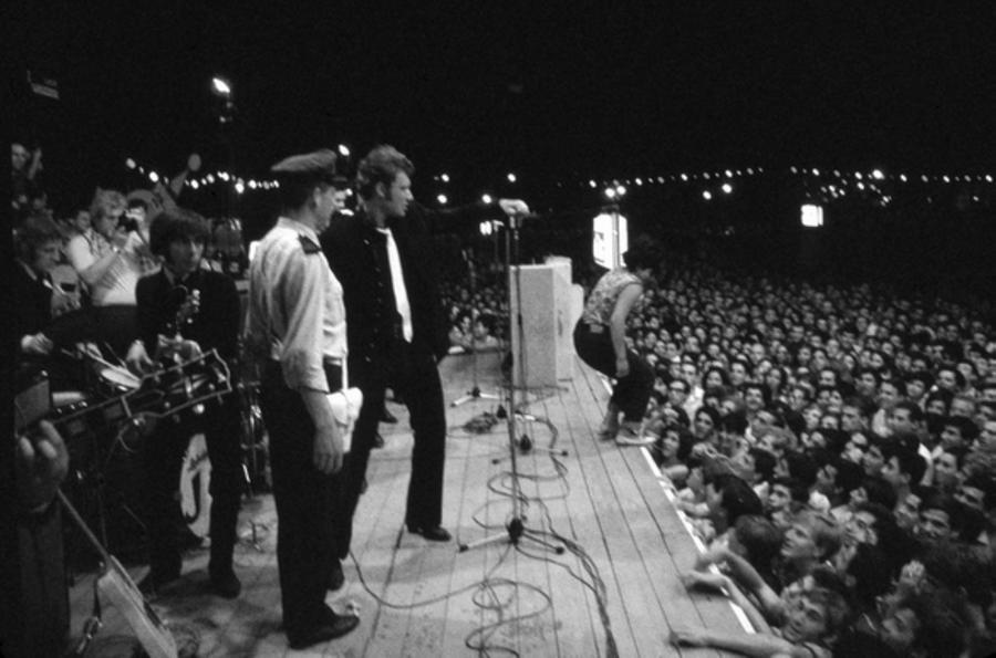 LES CONCERTS DE JOHNNY 'ROSARIO, ARGENTINE 1967' Captu301