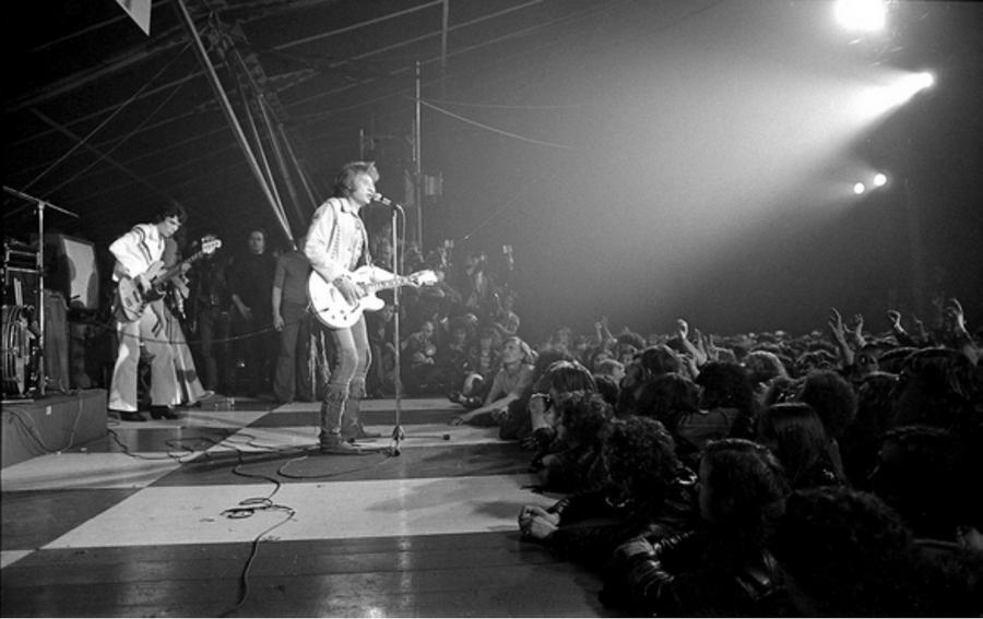 LES CONCERTS DE JOHNNY 'TOURNEE JOHNNY CIRCUS 1972' Captu319