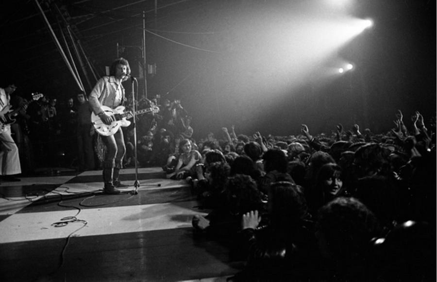 LES CONCERTS DE JOHNNY 'TOURNEE JOHNNY CIRCUS 1972' Captu320