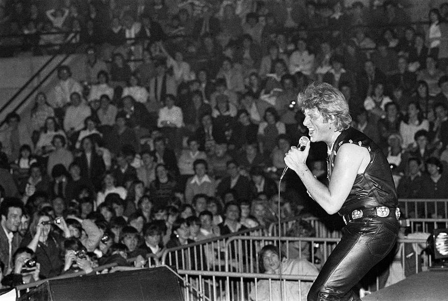 LES CONCERTS DE JOHNNY 'LILLE 1982' Captu365
