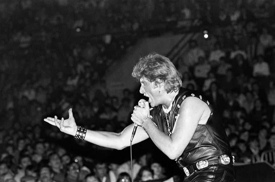 LES CONCERTS DE JOHNNY 'LILLE 1982' Captu366