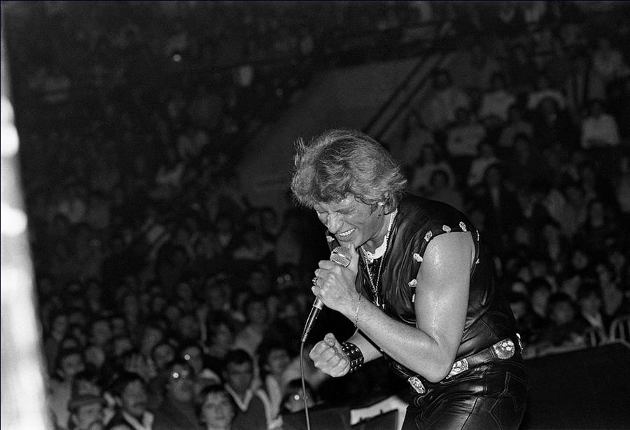LES CONCERTS DE JOHNNY 'LILLE 1982' Captu367