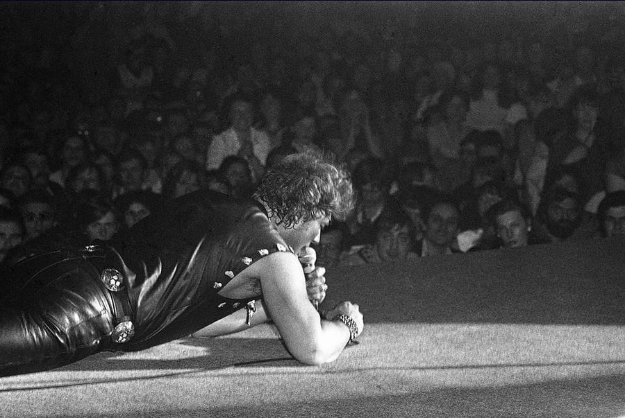 LES CONCERTS DE JOHNNY 'LILLE 1982' Captu372