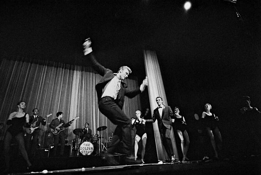 LES CONCERTS DE JOHNNY 'OLYMPIA DE PARIS 1962' Captu416