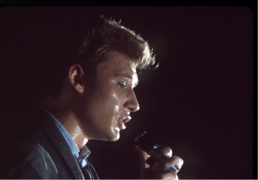 LES CONCERTS DE JOHNNY 'OLYMPIA DE PARIS 1964' Captu423