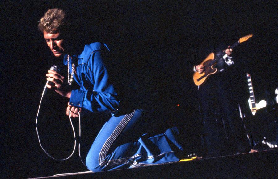 LES CONCERTS DE JOHNNY 'AUXERRE 1978' Captu435