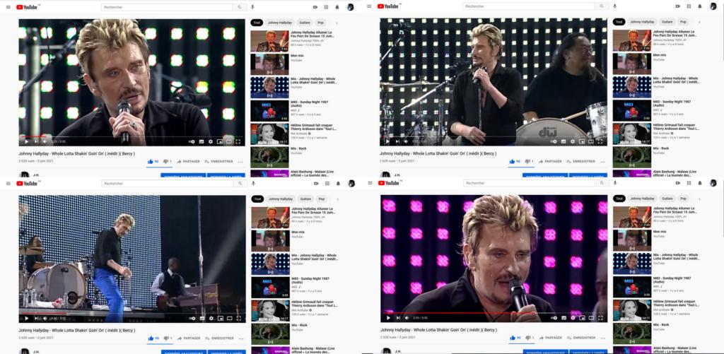 2003  -  WHOLE LOTTA SHAKIN GOIN' ON' ( Vidéo inédite )( Bercy, 21 décembre ) Captu452