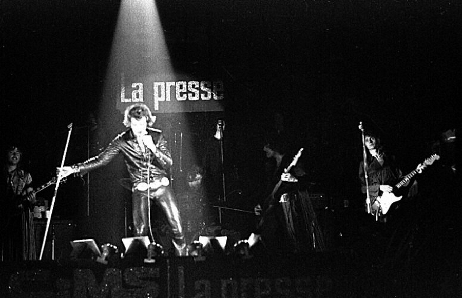 LES CONCERTS DE JOHNNY 'MONTREAL, CANADA 1970' Captu462