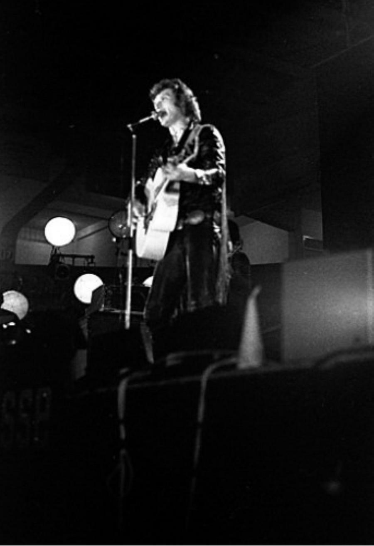 LES CONCERTS DE JOHNNY 'MONTREAL, CANADA 1970' Captu464