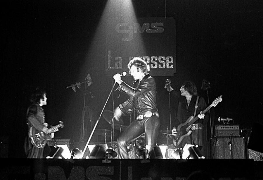 LES CONCERTS DE JOHNNY 'MONTREAL, CANADA 1970' Captu466
