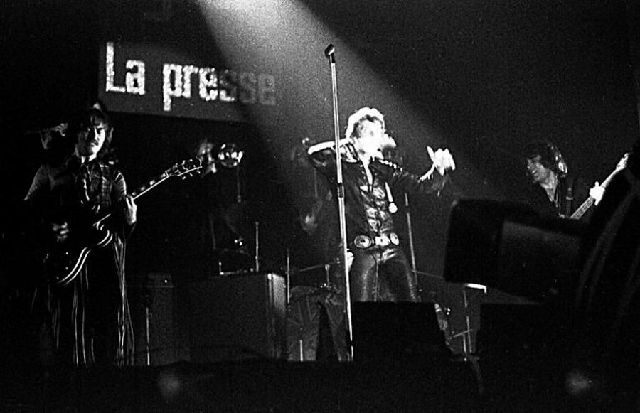 LES CONCERTS DE JOHNNY 'MONTREAL, CANADA 1970' Captu467