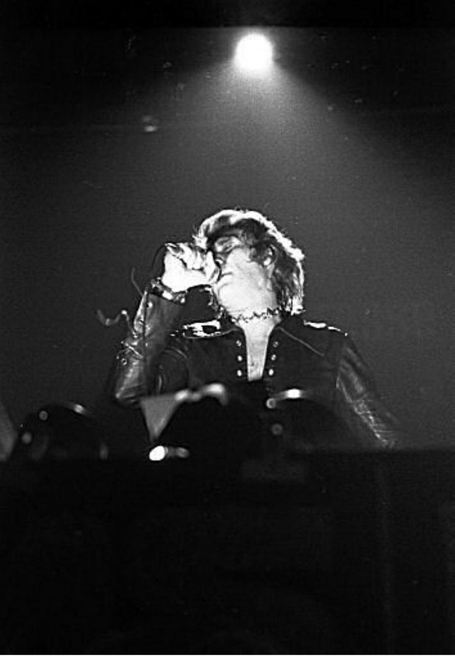 LES CONCERTS DE JOHNNY 'MONTREAL, CANADA 1970' Captu471