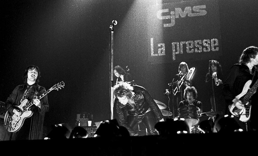 LES CONCERTS DE JOHNNY 'MONTREAL, CANADA 1970' Captu483