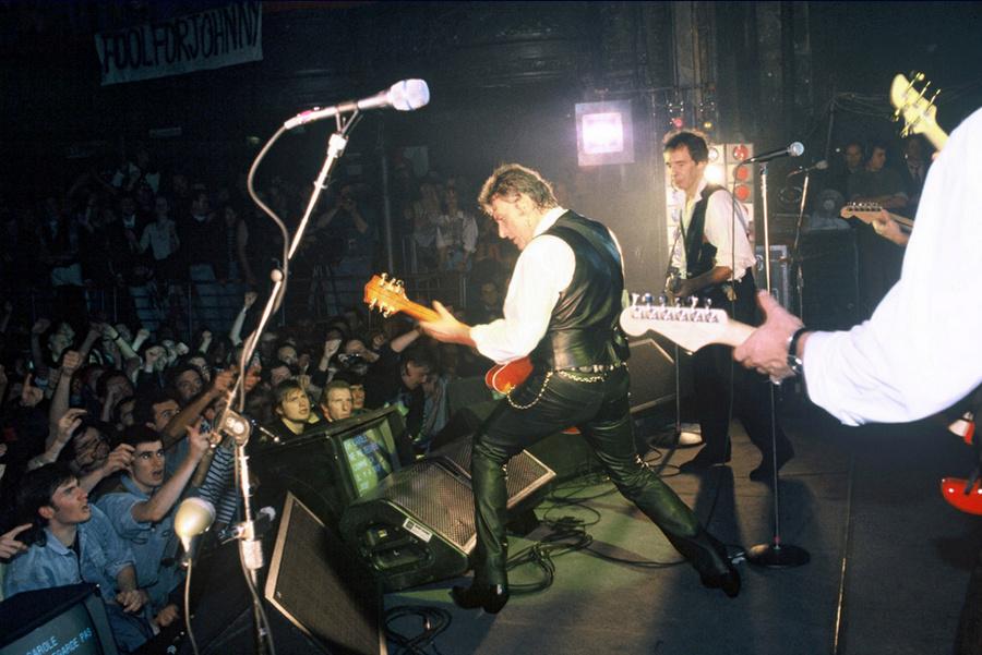 LES CONCERTS DE JOHNNY 'LA CIGALE, PARIS 1994' Captu501