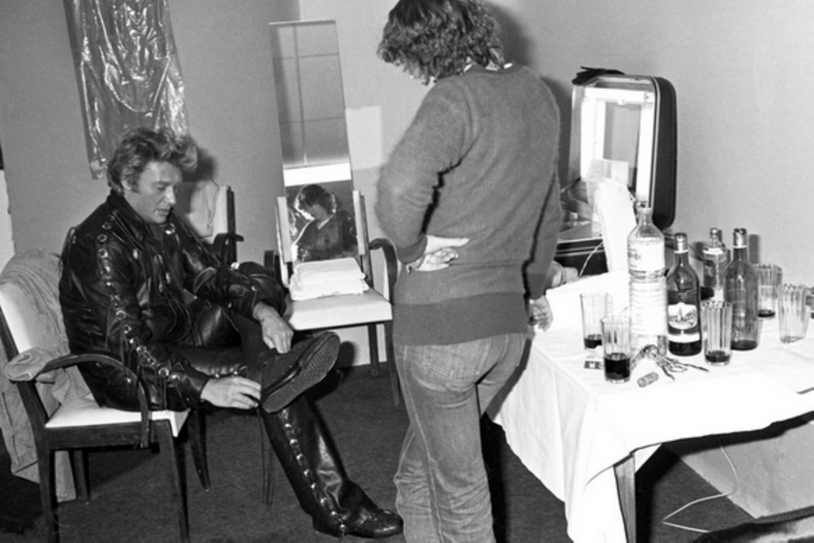 LES CONCERTS DE JOHNNY 'TOURNEE NIGHT RIDER BAND TOUR 1981' Captu577