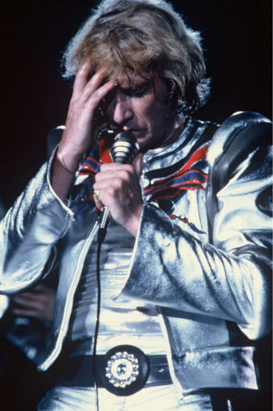 LES CONCERTS DE JOHNNY 'PAVILLON DE PARIS 1979' Captu587