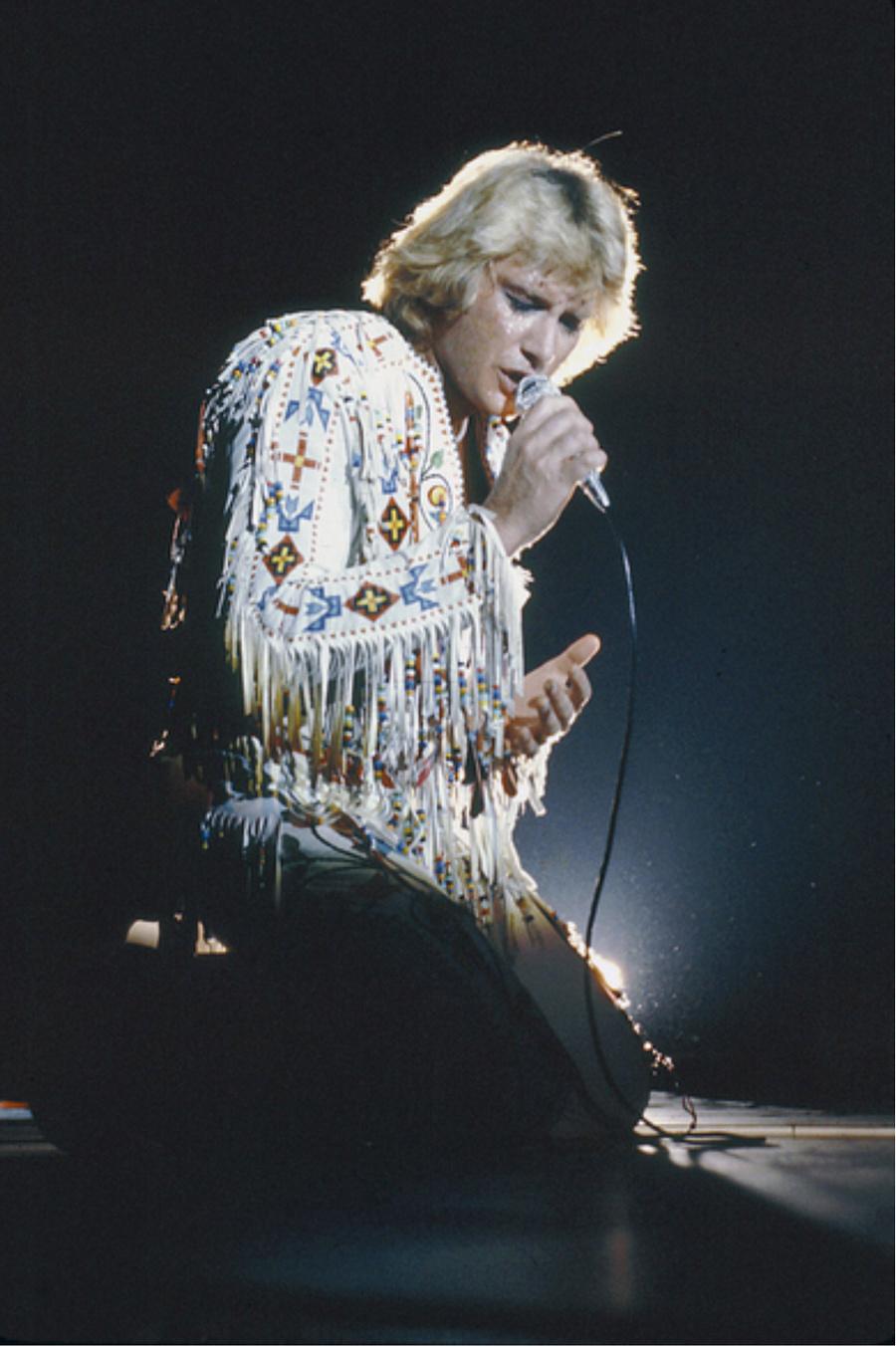 LES CONCERTS DE JOHNNY 'PAVILLON DE PARIS 1979' Captu605
