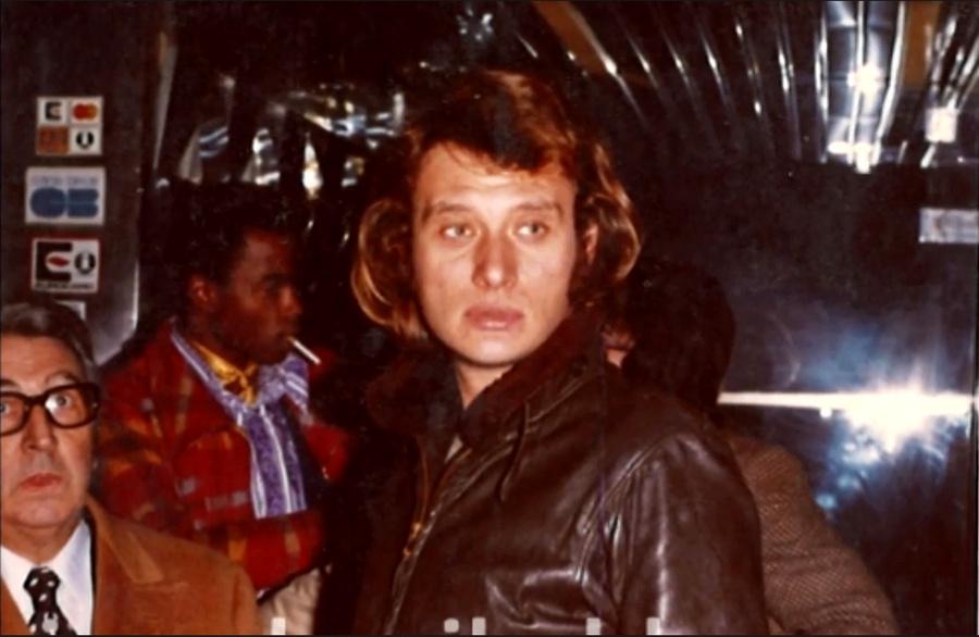 LES CONCERTS DE JOHNNY 'BESANCON 1971' Captu672